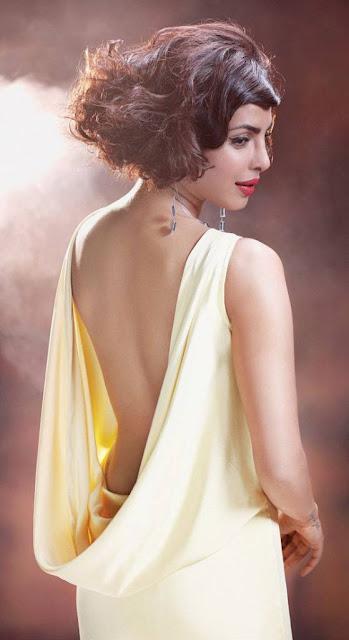 Priyanka Chopra Latest Photoshoot Stills For Hello Magazine October 2015