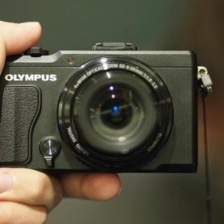camara compacta olympus xz-2