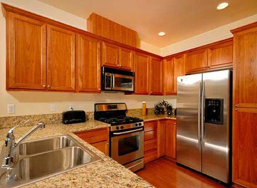 Living room furniture budget kitchen remodeling ideas for Budget kitchen renovation ideas