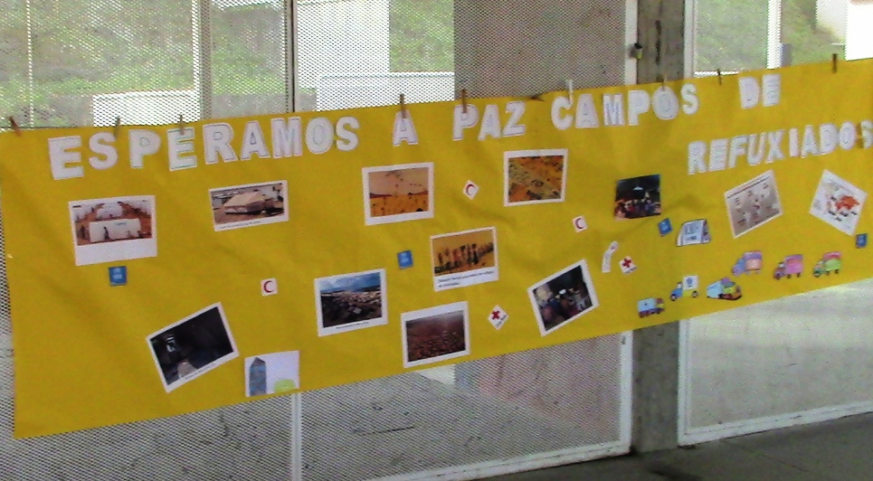 Campos de Refuxiados.