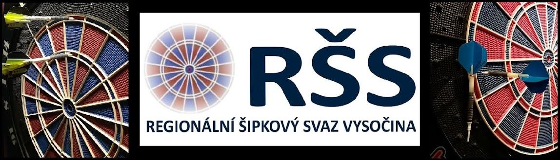 RŠS - Regionální šipkový svaz Vysočina
