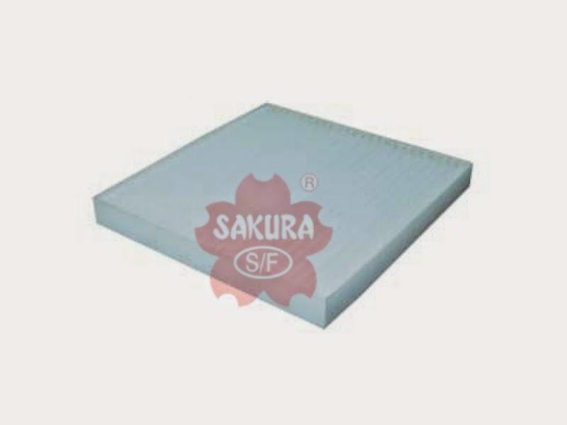 Cabin Air Filter - Filter AC Proton Exora