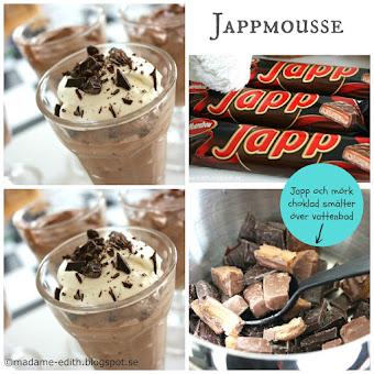 Jappmousse - Helt galet god!!