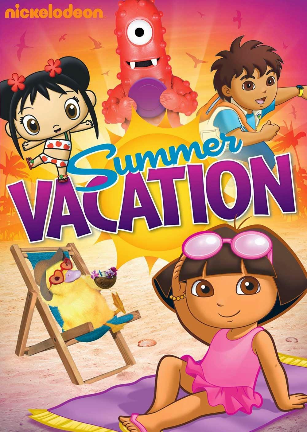 Nickelodeon Summer Dvd Round Up Annmarie John