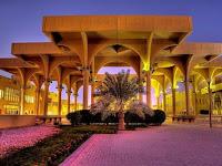 Subhanallah ! Ini Kemegahan Kampus King Saud University Arab Saudi