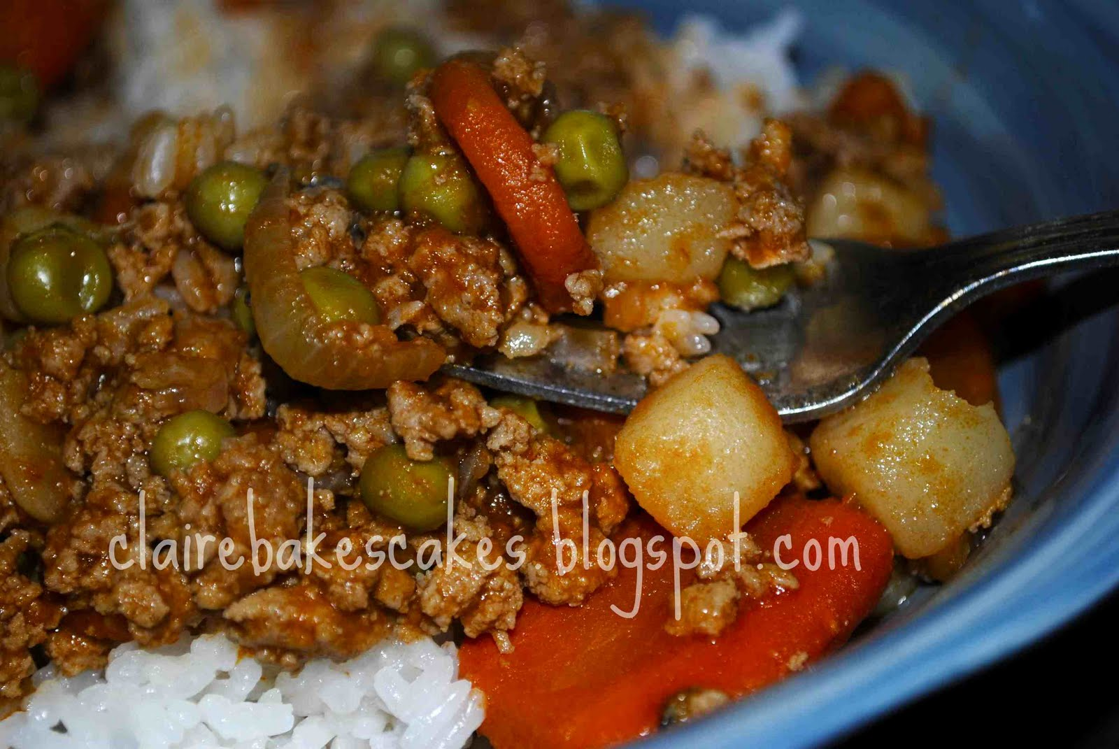 Ground Turkey With Carrots And Potato RECIPE