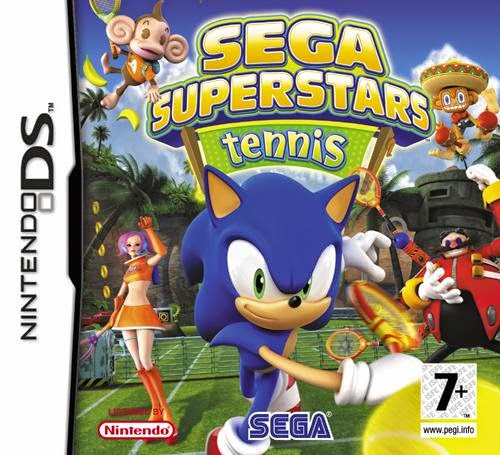 SEGA Superstars Tennis (Nintendo DS) (Español)