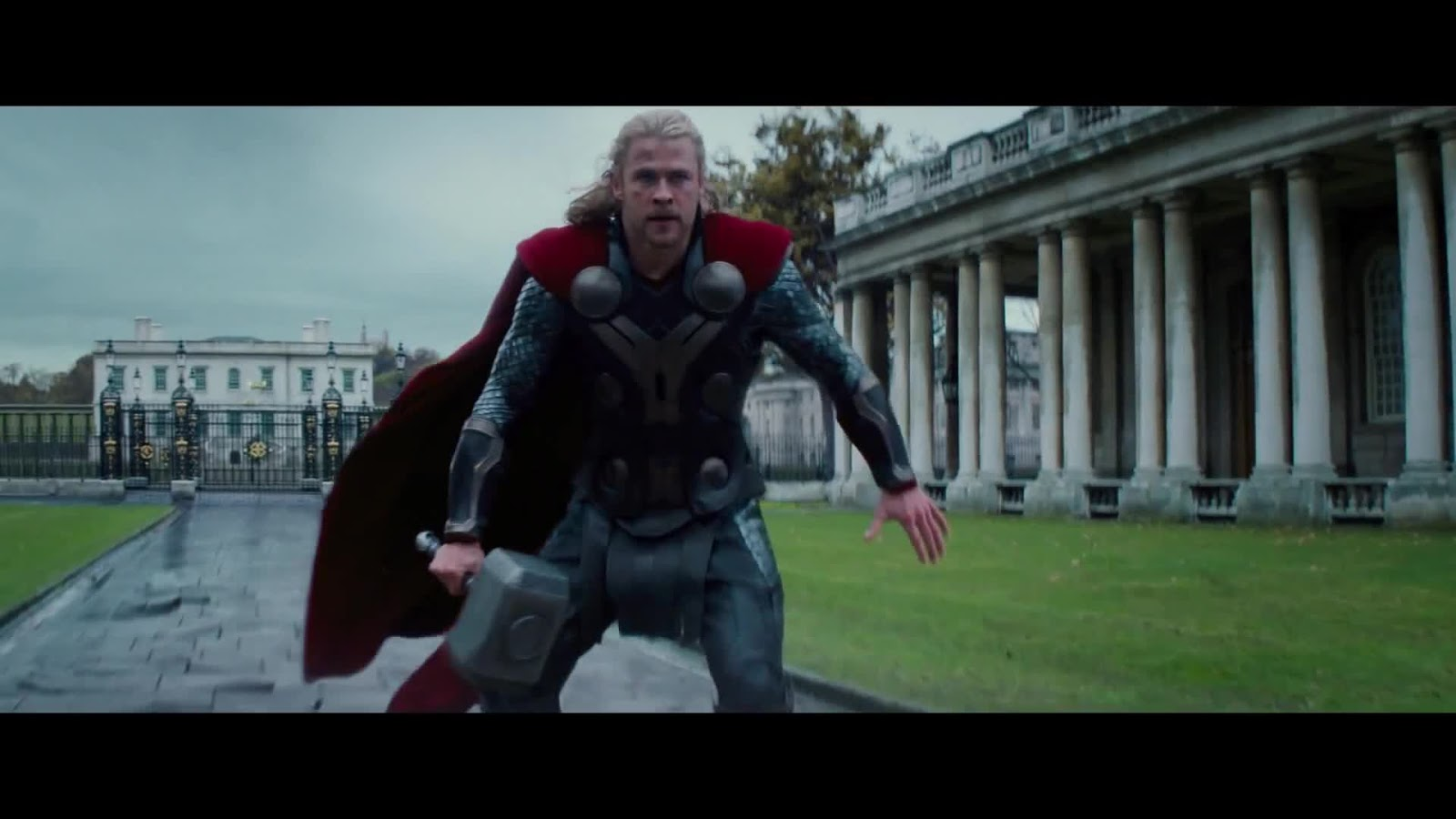 brand new thor: the dark world trailer, poster and hd screencaps