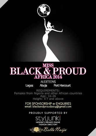 MISS BLACK & PROUD