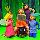 ben and holly live
