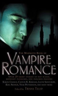 Mammoth Book of Vampire Romance