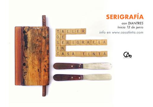SERIGRAFÍA // 12 jun
