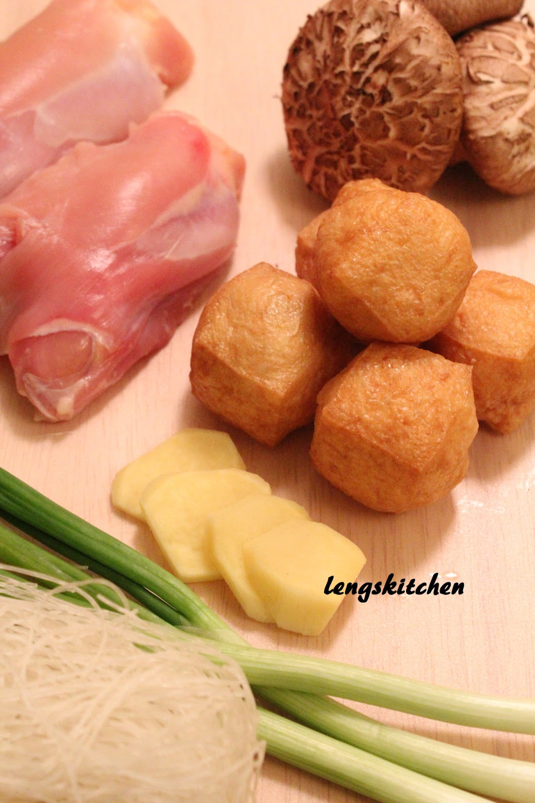 how to cook tofu puffs