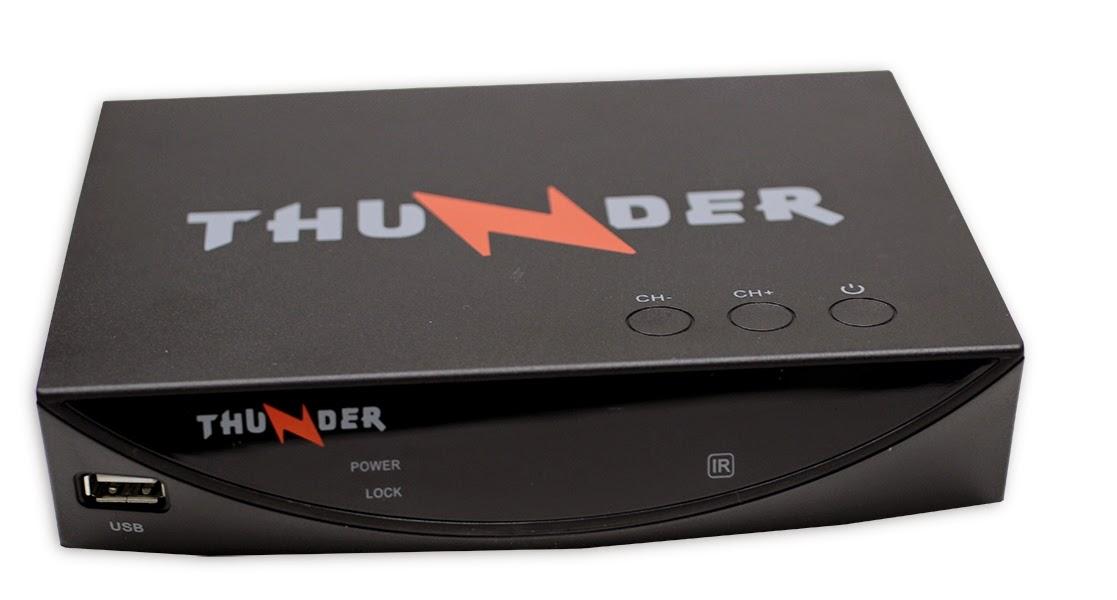 ATUALIZAÇÃO AZBOX THUNDER – 06/09/2014  Thunder