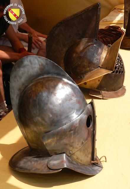 GRAND (88) - Les gladiateurs dans l'arène !