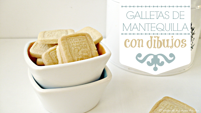 galletas mantequilla sello receta