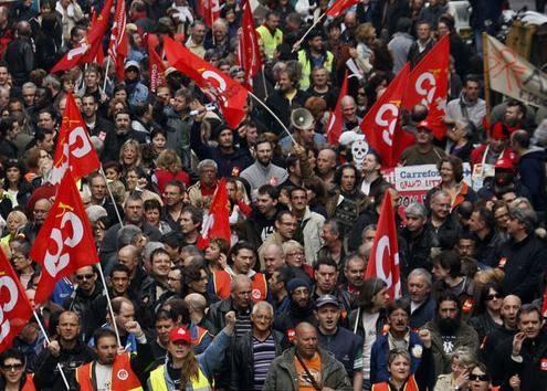 Appel mobilisation et gr ve pour le lundi 7 mars - Chambre de commerce et d industrie ile de france ...