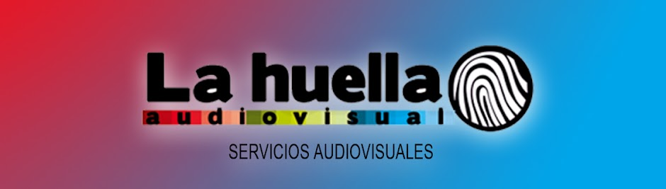 LA HUELLA AUDIOVISUAL