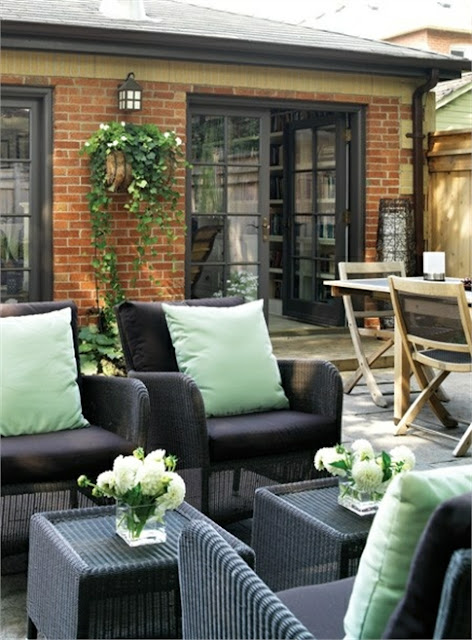 Best Outdoor Living Spaces Simple With Modern Outdoor Living Spaces Image