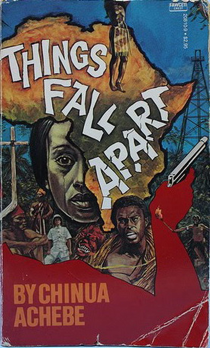 "chinua achebe things fall apart Chinua achebe's ""things fall apart"" 10 references achebe, c (1958)  things fall apart new delhi: allied publishers akwani, o (2012, october 16."