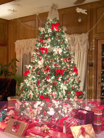 Amazing Christmas Tree