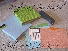 Home Binder