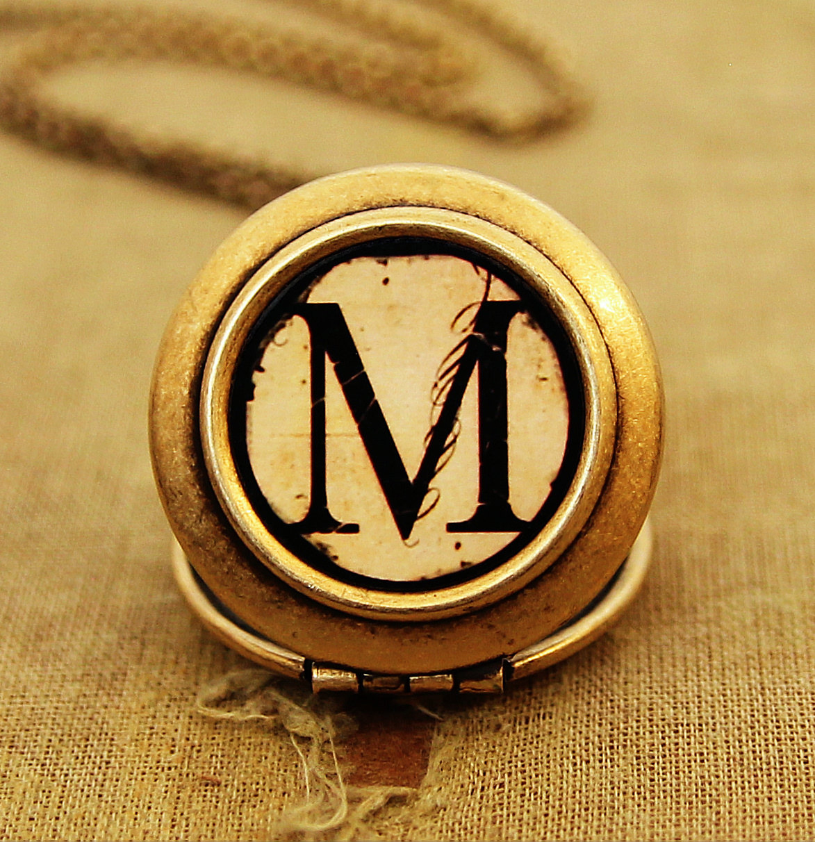 products de img monogram and antique reverse collections with vintage fleur lockets diamond locket lis