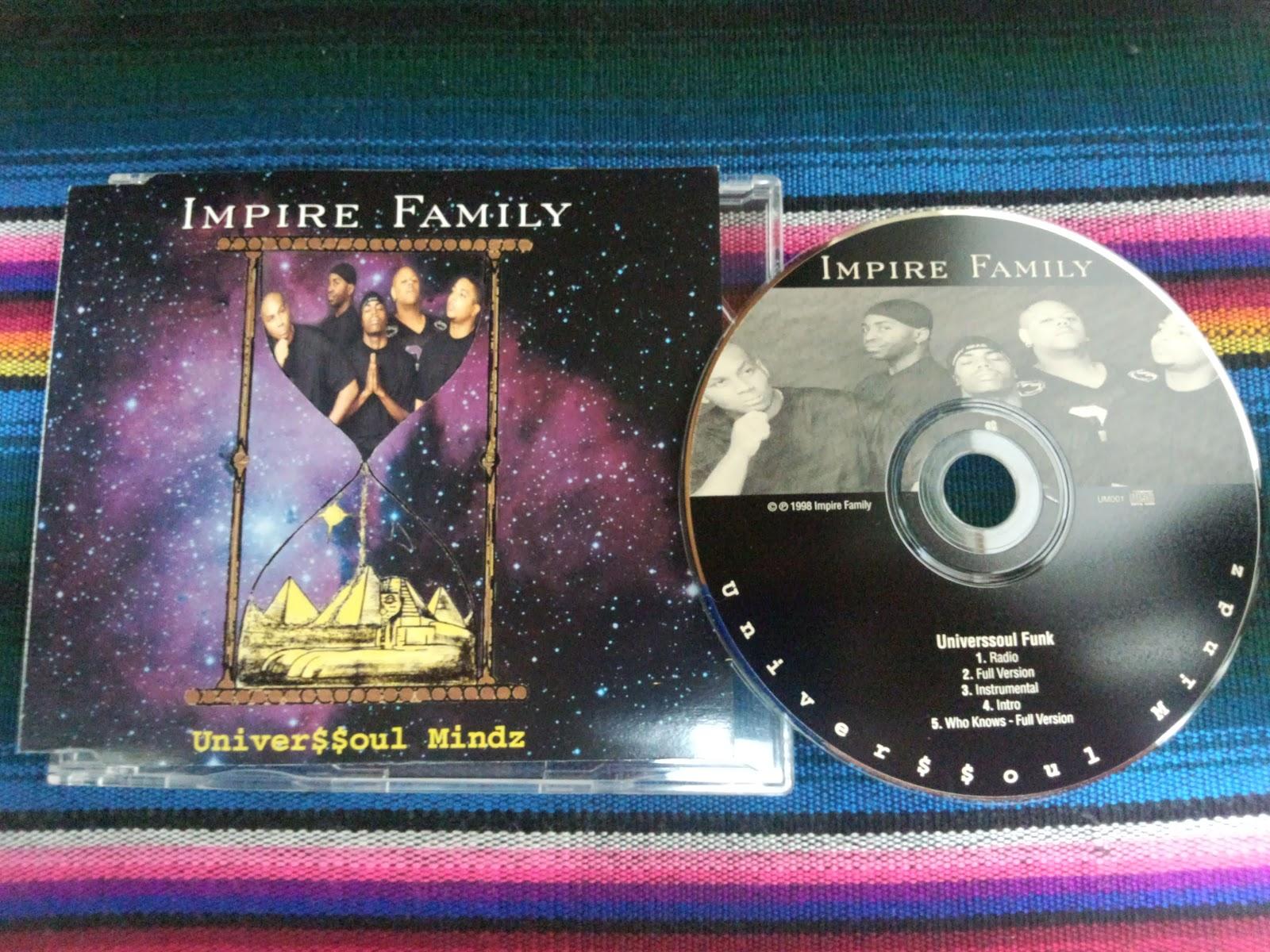 Impire Family Universsoul Mindz Rose Boyz