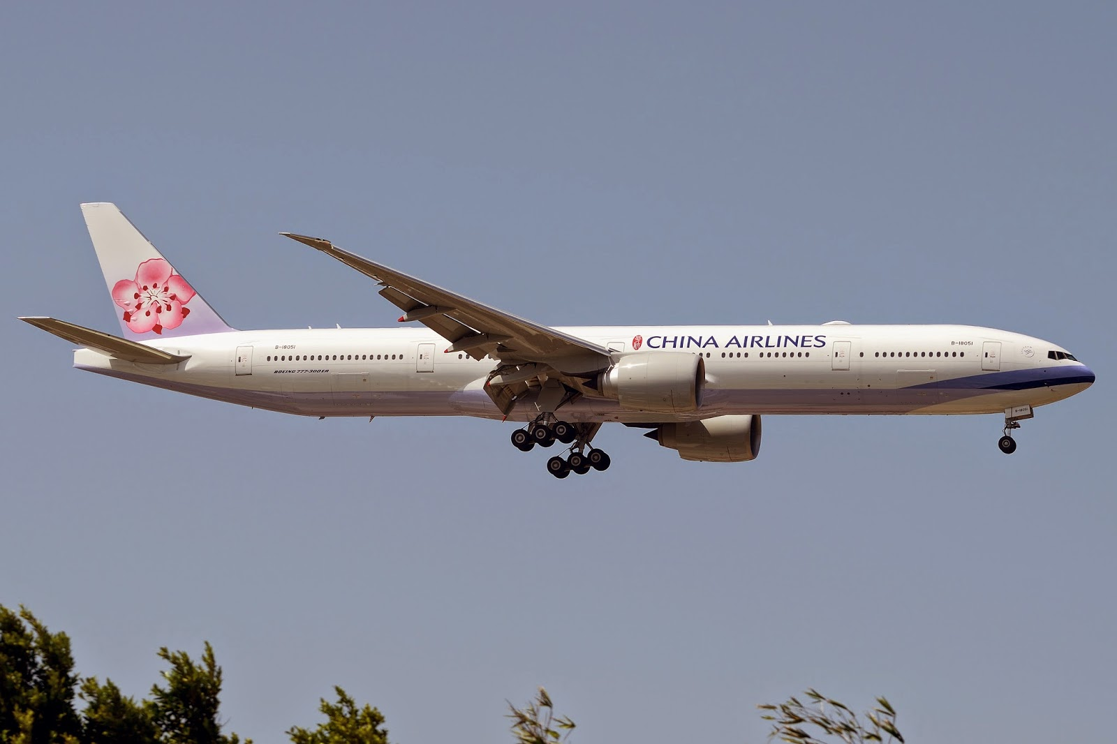 Timetable  China Airlines