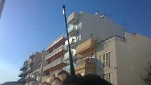 Antena de la tarde