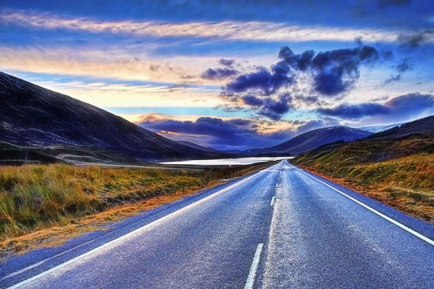 8 beautiful scenic drives in Scotland