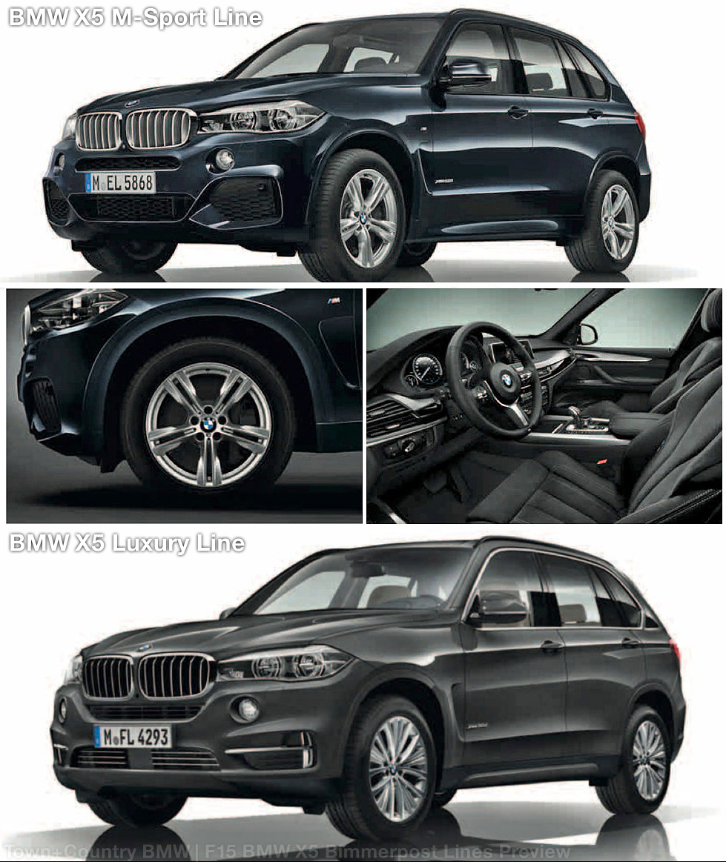 Bmw Xm5: Canadian Specific 2014 BMW X5 Information
