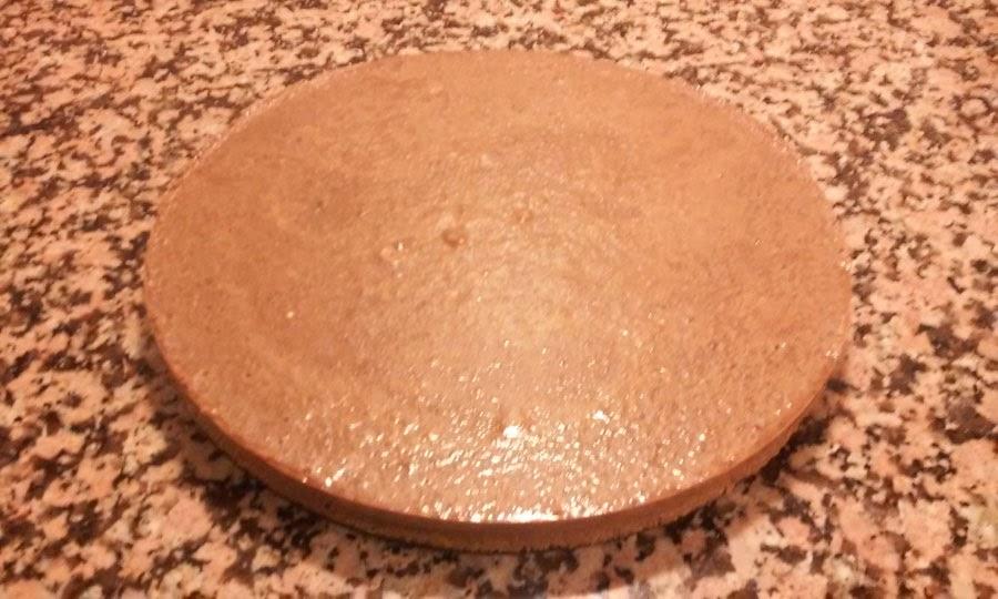 receta tarta de ferrero rocher