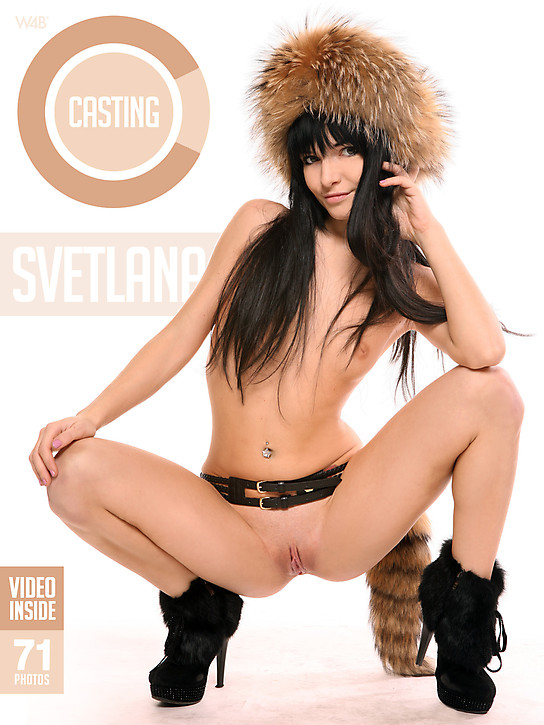 W22B1-31 Svetlana - Casting 03060