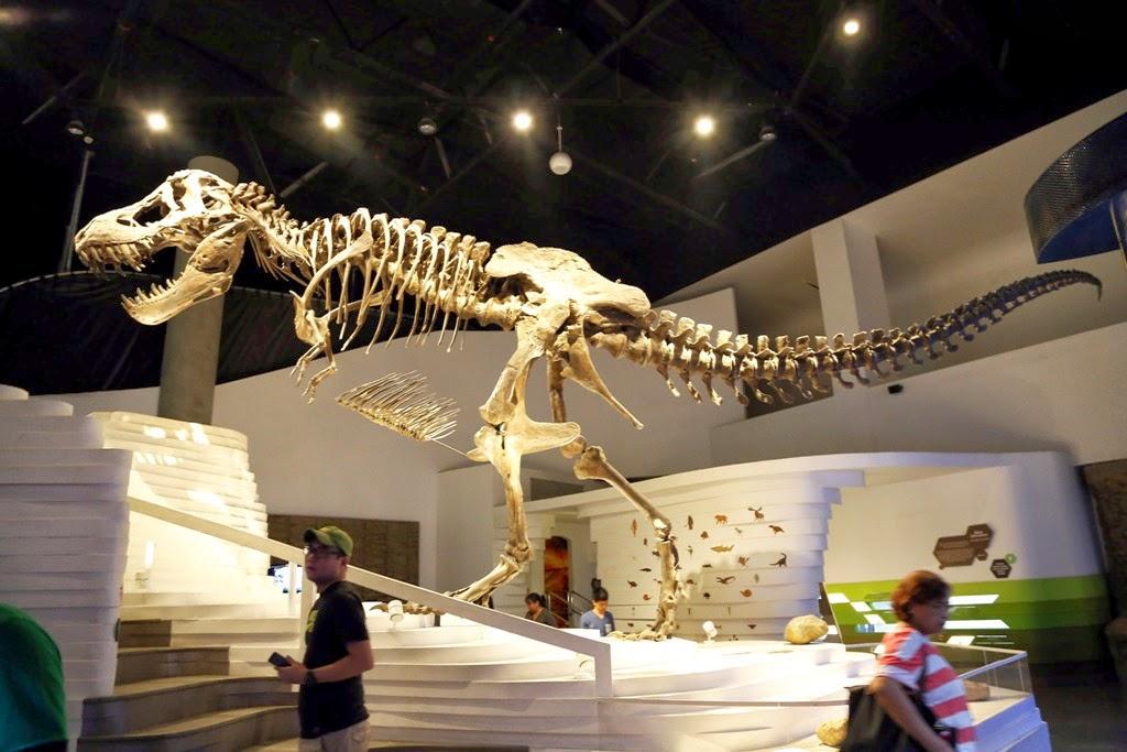 Tyrannosaurus rex cast
