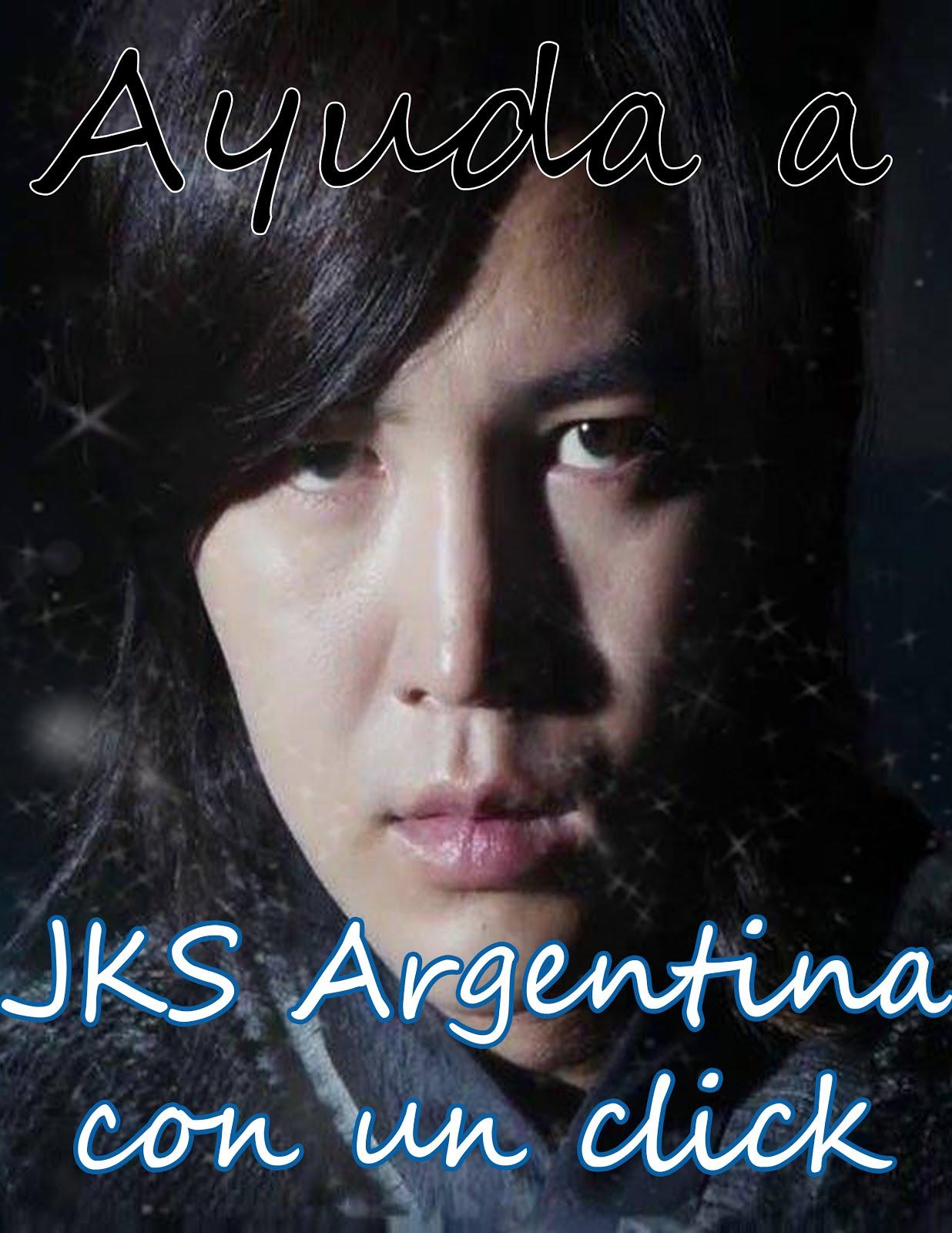Ayuda a JKS Argentina