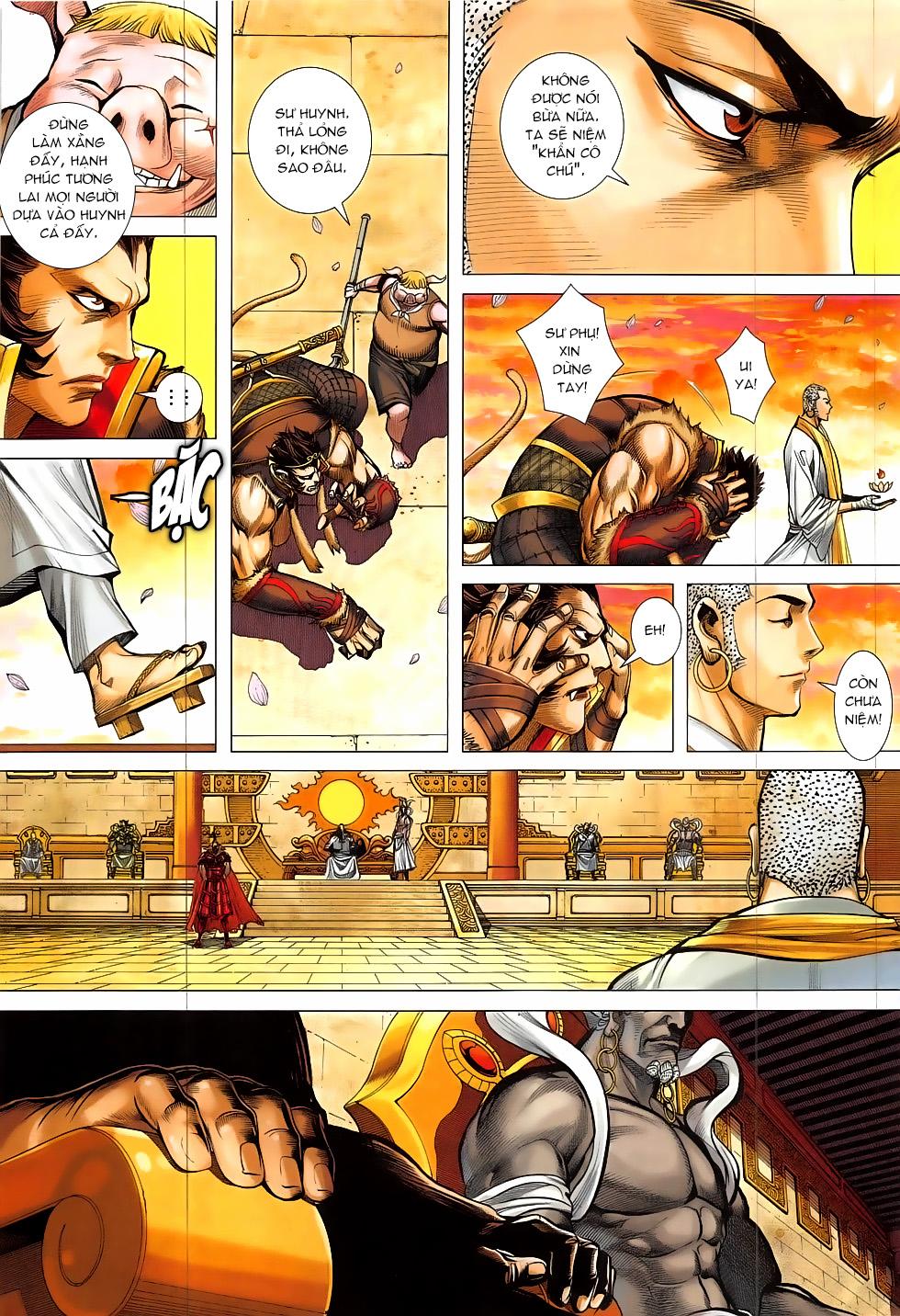 Tây Du chap 26 Trang 19 - Mangak.info