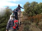 La baixada del Puigsoler és una mica més aventurera però sense cap mena de dificultat
