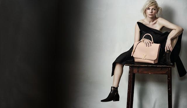 Louis Vuitton's Pre-Fall 15 Ad Campaign Starring Michelle Williams