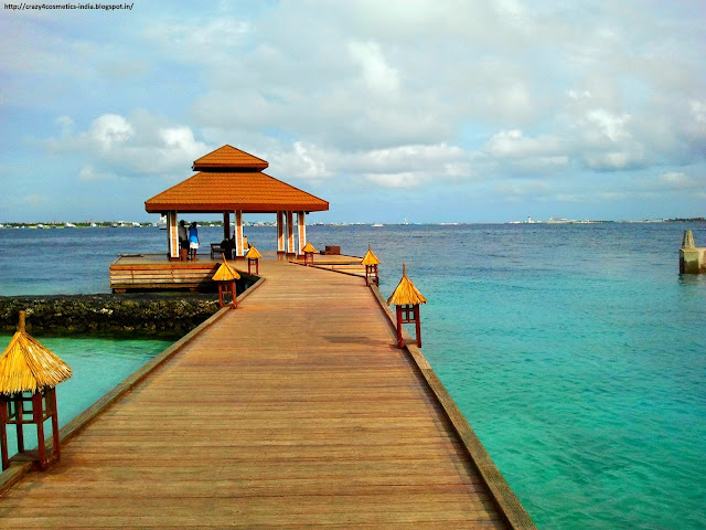 Kurumba Maldives Jetty