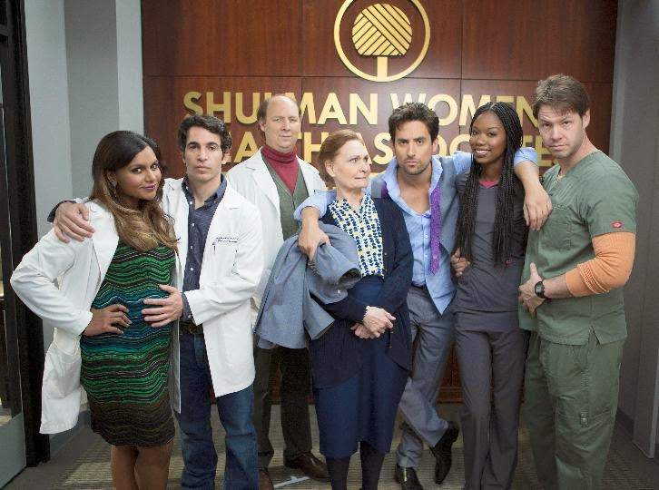The Mindy Project - Episode 3.20 - What to Expect When You're Expanding - Promotional Photos