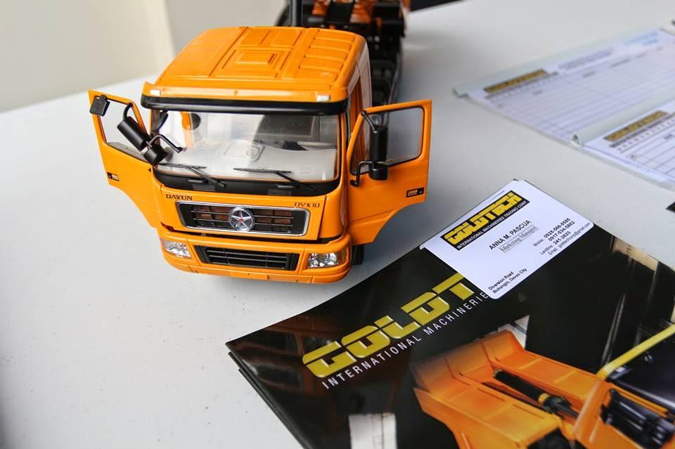 Davao Vacancies: Heavy Equipment Mechanic for Goldtech International Machineries Trading Corp.