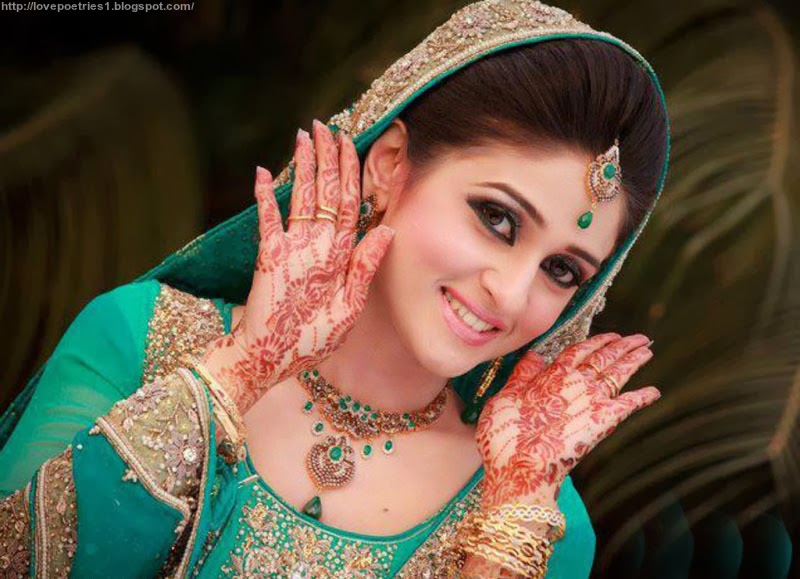 Mehndi Hands Poetry : Kash main teray haseen hath ka kangan hota sr sad urdu poetry