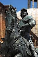 Венеция, памятник кондотьеру Бартоломео Коллеони Вероккио
