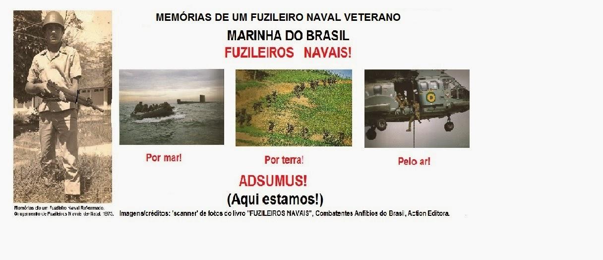 Memórias de um Fuzileiro Naval Veterano