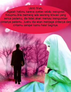 ... apa itu 'Cinta Sejati' dan bagaimana pandangan Islam terhadapnya