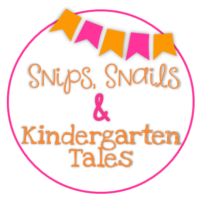 snips snails and kindergarten tale
