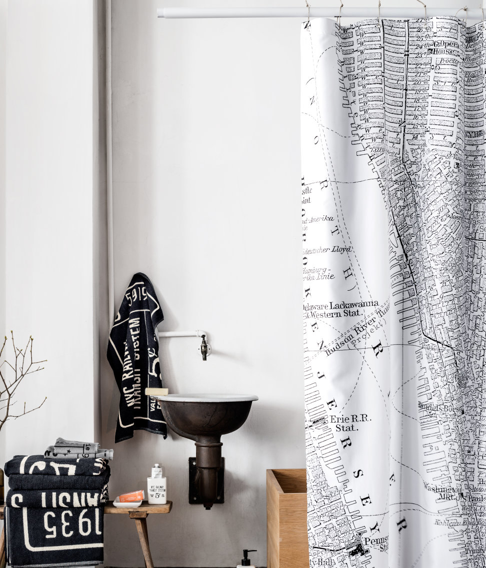 Attractive Spa Like Shower Curtains #10: Fresh Start: Shower Curtains, Simple And Spa-like