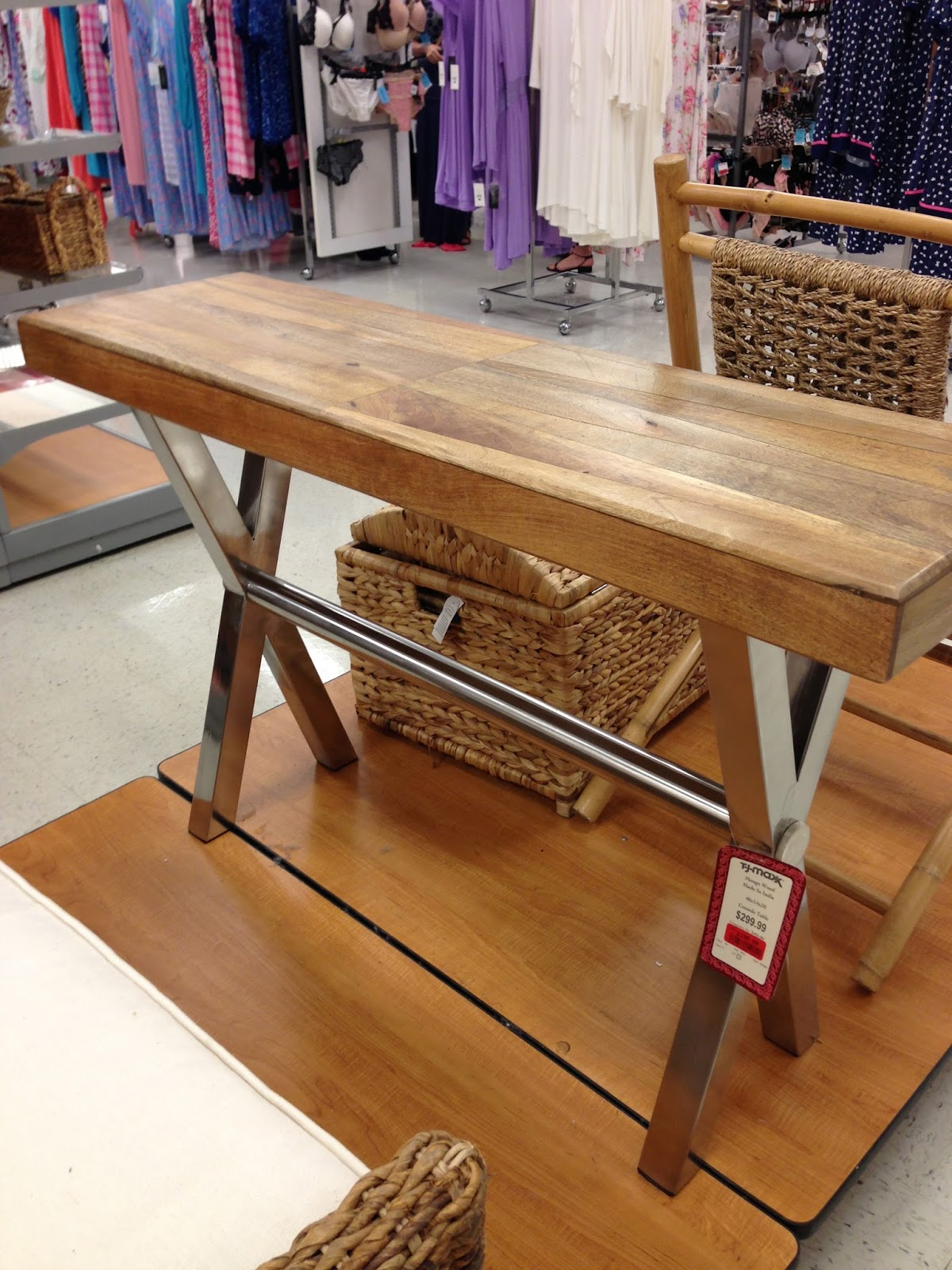 Tj maxx console table images coffee table design ideas tj maxx console table jobs4education found at tj maxx this was one of those things that geotapseo Choice Image
