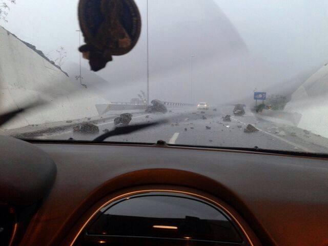 videos inundaciones Gran Canaria 20 octubre 2015